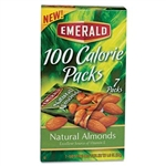 100 Calorie Pack All Natural Almonds, .63 oz Packs,