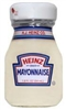 Heinz® Mayonnaise 1.8oz Mini glass bottles 12 / pack