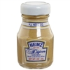 Heinz Dijon Mustard, 2-Ounce Glass Jars 12 / CT