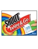 Shout Wipe & Go / 12 count box