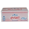 Evian Spring Water / case of 24 bottles / 11.5 oz ea