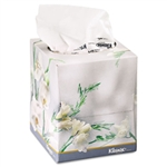 Kleenex Ultra Soft Facial Tissues, Cube, 85-Count / 3 ply