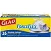 Glad ForceFlex Med. Garbage Bags - 8 Gal./26 ct.
