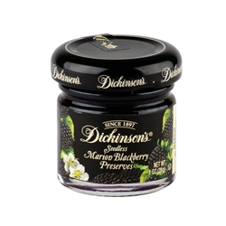 Dickinsons Blackberry Preserves - 1 oz - 12 count