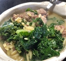 JAN 30-Minestra Maritata (Italian Wedding Soup)