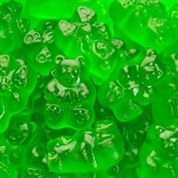 Green Apple Gummi Bear - 5 LB Bag