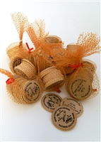 10 - $1.00 Gift Certificate Wooden Coins