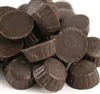 Dark Chocolate Mini Mint Cups - 8 LB Box