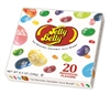 Jelly Belly 20 Assorted Flavored Jelly Beans Box