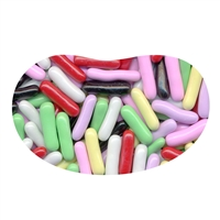 Licorice Pastels - 5 LB Bag