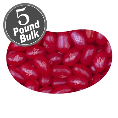 Jelly Belly Jewel Very Cherry Jelly Beans - 5 LB Bag