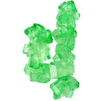 Lime Rock Candy - 1 LB Bag
