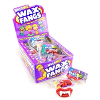 Wax Fangs - 24 Count Box
