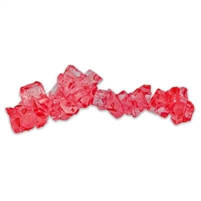 Strawberry Rock Candy - 5 LB Box
