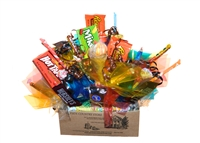 Box Full of Memories Candy Bouquet