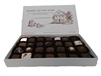 Caramels (Milk, Dark & White), 18 oz Box