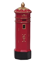 Byers' Choice  - English Mail Box