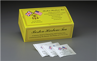 Boston Harbour Tea - 75 Tea Bags per Box