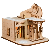 Ginger Cottages - Santa's Sleigh Station