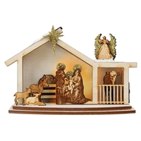 Ginger Cottages - Ginger Nativity