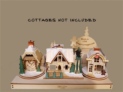 Ginger Cottages - Ginger Cottages Display