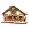 Ginger Cottages - Peppermint Twist Pretzel Shop
