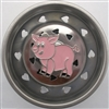 Linda Lou Piggy Kitchen Strainer