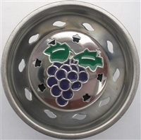 Linda Lou Grapes Kitchen Strainer