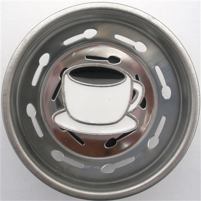 Linda Lou Coffee Cup Kitchen Strainer