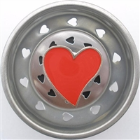 Linda Lou Heart Kitchen Strainer