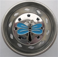 Linda Lou Dragonfly Kitchen Strainer