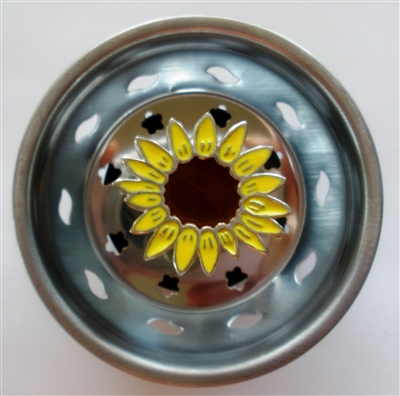 Linda Lou Sunflower Kitchen Strainer