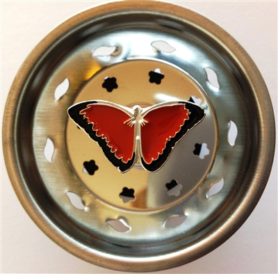 Linda Lou Butterfly Kitchen Strainer