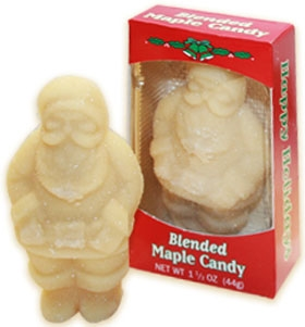 Maple Grove Candy Maple Santa