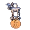 Markie Moose Standing Mouse Lottery Scratcher
