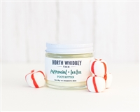 Peppermint and Tea Tree Foot Butter