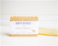 Oatmeal and Honey Goat Milk Soap
