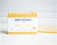 Honey and Lemon Goat Milk Soap