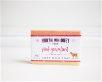 Grapefruit Goat Milk Soap