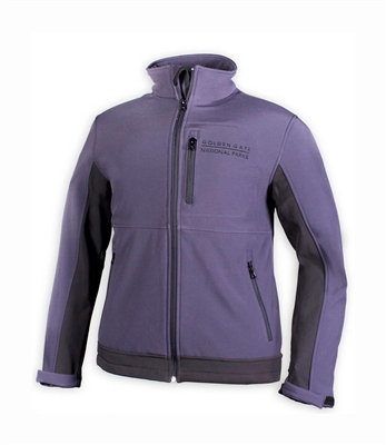 Jacket - Golden Gate National Parks - Gray
