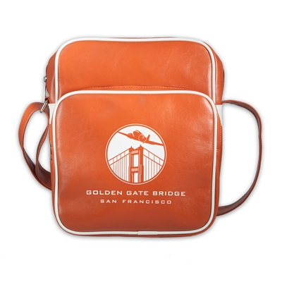 Flight Bag - Golden Gate Bridge