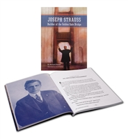 Book - Joseph Strauss: Builder of the Golden Gate Bridge