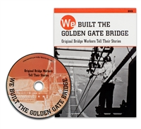 DVD - We Built the Golden Gate Bridge