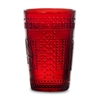 Drinking Glass - Golden Gate Bridge - Red