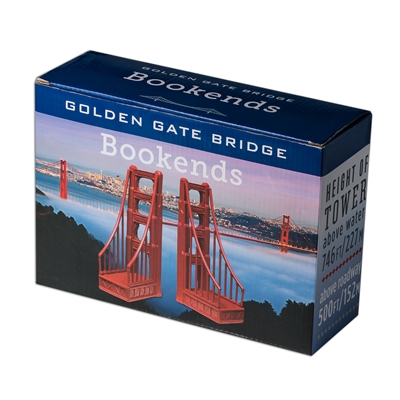 Book Ends - Golden Gate Bridge