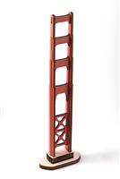 Scale Model - Golden Gate Bridge Tower