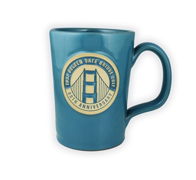 Mug -  Golden Gate Bridge 80th Annivesary