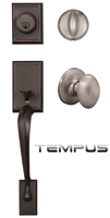 TEMPUS ENTRY KNOBSET