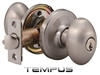 TEMPUS KNOB ENTRY LOCKSET