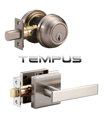 DEADBOLT & LEVER SET